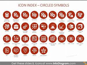 30  Data Science Icons Big Data Predictive Analitics Ppt