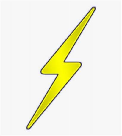 Lightning Bolt Clipart Yellow Bolts Clip Transparent