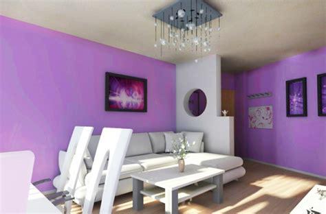 Schlafzimmer Modern Lila by Schlafzimmer Lila Wand Wandfarben Zimmerfarben