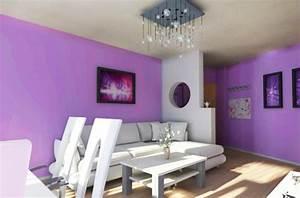 Wandfarben Ideen Schlafzimmer : moderne wandgestaltung wohnzimmer ~ Markanthonyermac.com Haus und Dekorationen