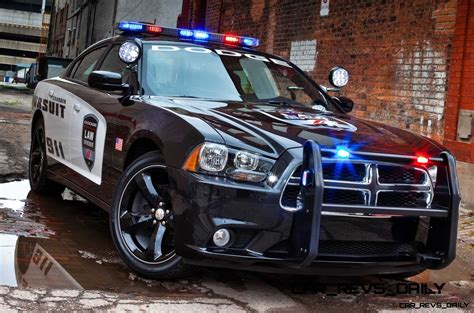 2015 Dodge Charger Pursuit Is Coolest Standard-issue