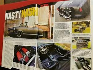 1954 Nash Metropolitan Convertible  Ls1  Hot Rod  Auto