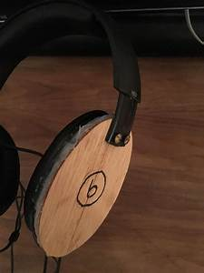A Pair Of Perfectly Good Sennheiser Headphones Ruined To