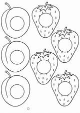 Coloring Caterpillar Hungry Very Popular sketch template