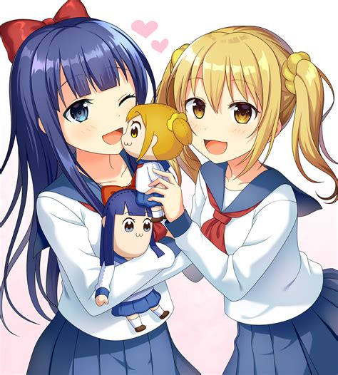 gambar anime epic dynasty reader 187 image yuusa pop team epic pop team