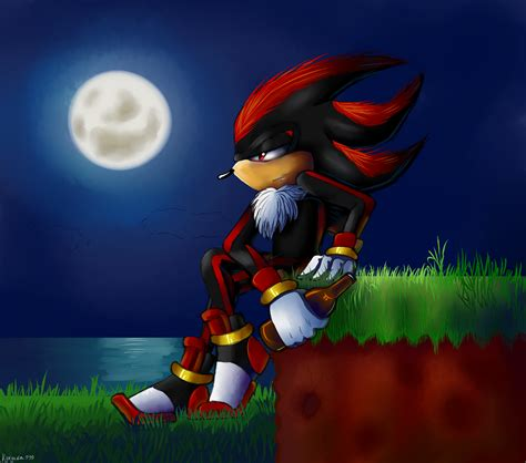 Shadow the Hedgehog HD Wallpaper | Background Image ...
