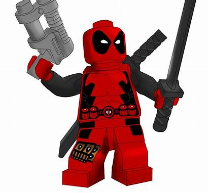 Deadpool Lego Clipart Marvel Superheroes Google Wallpapers