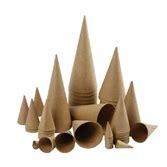 papier mache cardboard boxes items  wooden box mill