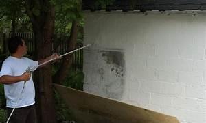 Mur En Béton : peindre un mur en beton concept moderne peinture et teinture de peindre un mur en beton ~ Melissatoandfro.com Idées de Décoration