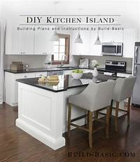 how to build a kitchen island Build a DIY Kitchen Island ‹ Build Basic