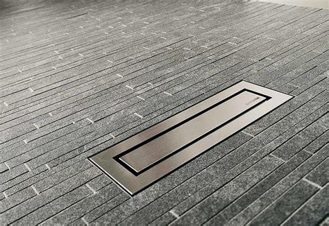 Dusche Mit Ablaufrinne by Linear Floor Drain Ceraniveau By Dallmer Stylepark