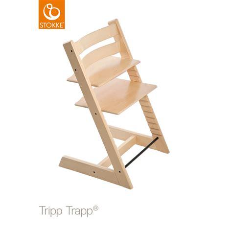 chaise haute bébé évolutive chaise haute bébé évolutive tripp trapp naturel de stokke sur allobébé
