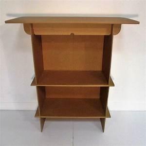 banque d39accueil carton kraft 60 cm plateau rectangle With meuble 90 cm 15 banque daccueil mobilier accueil meuble comptoir daccueil