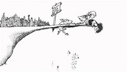 Silverstein Shel Sidewalk Ends Quotes Smile Poem