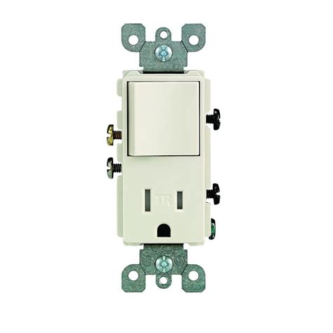 vandal resistant light switch leviton decora 15 amp ter resistant combination switch