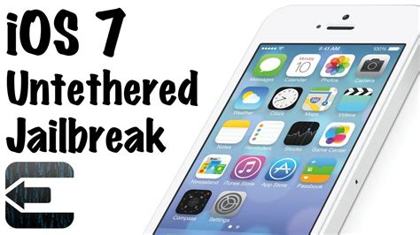 how to jailbreak an iphone 5c jailbreak untethered ios 7 iphone 5s 5c 5 4s 4 air