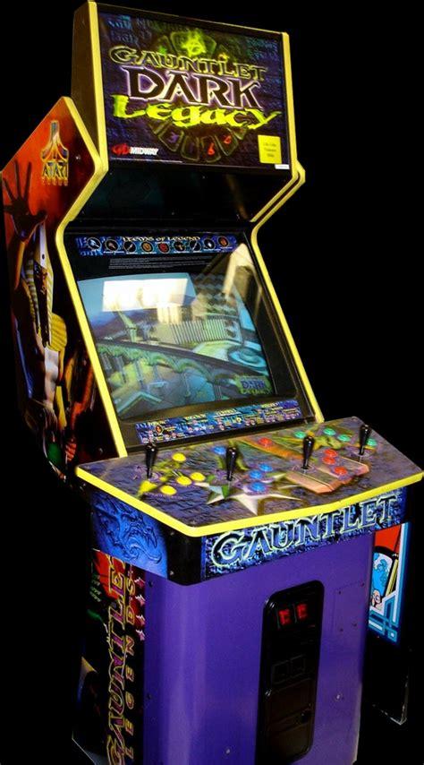 Gauntlet Legends Arcade Cabinet by Gauntlet Legacy Version Dl 2 4 Rom