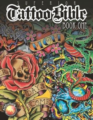 tattoo bible book   superior tattoo