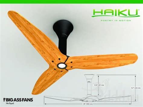 Haiku Ceiling Fans Malaysia by 3d Models Household Appliance Haiku Fan