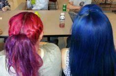 Splat Haircolor Ideas Crimson Obsession
