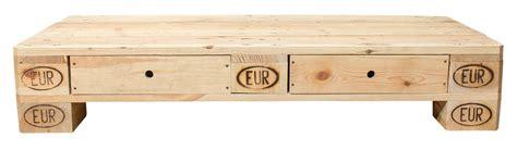 Lowboard Aus Paletten by Palettenregal Tv Lowboard Aus Palettenholz 120x50x22cm