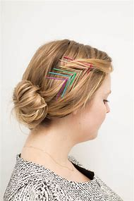 Cute Hairstyles with Bobby Pins