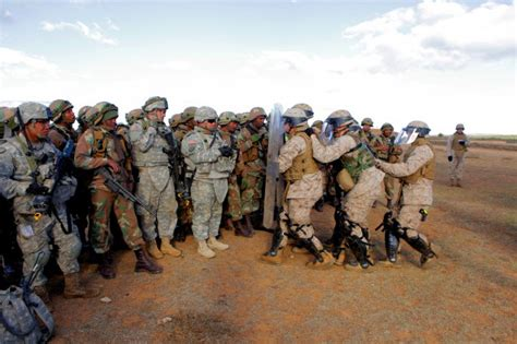 Marines Support Shared Accord In South Africa