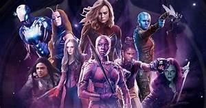 Endgame, U0026, 39, S, Rally, Of, Women, Avengers