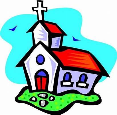 Church Clip Bible Christian Clipart Churches Clipartix