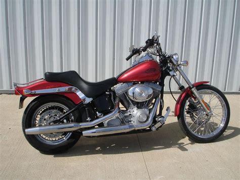 Used 2004 Harley-davidson Fxst/fxsti Softail® Standard