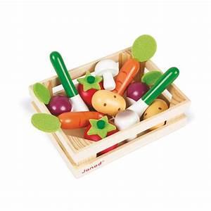 Cagette En Bois : cagette 12 l gumes en bois d nette en bois janod 16 50 ~ Teatrodelosmanantiales.com Idées de Décoration
