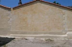 Badigeon Chaux Exterieur : chaux pour mur exterieur construction maison b ton arm ~ Premium-room.com Idées de Décoration