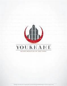 Exclusive Design: Estate Construction Logo