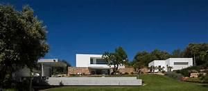 Gorgeous contemporary villa in Algarve, Portugal by Mario