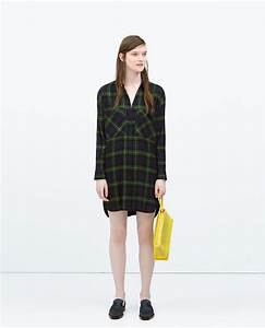 Chemise longue a carreaux chemises chemises femme for Chemise a carreaux longue