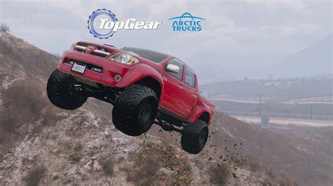 2007 Top Gear Toyota Hilux At38 Arctic Trucks [add-on