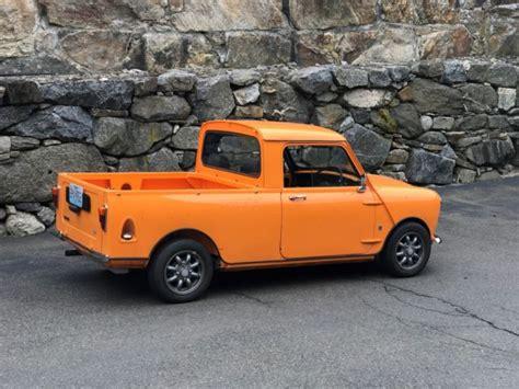 austin mini truck classic mini    sale
