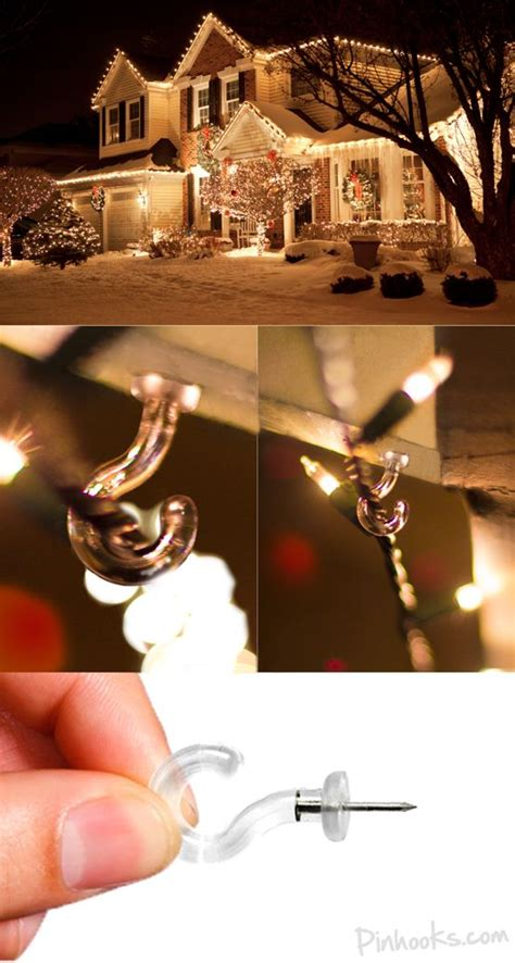 pinhooks wall hooks for christmas lights www pinhooks