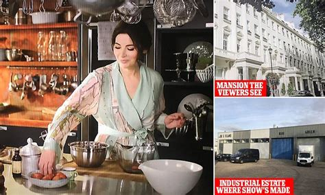 Nigella Lawson's At My Table filmed 5 miles from home ...