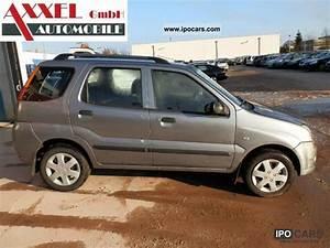 Suzuki Ignis 2005 : 2005 suzuki ignis 1 3 classic car photo and specs ~ Melissatoandfro.com Idées de Décoration