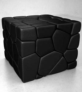 Le Cube Dans Le Design   Le Fauteuil Vuzzle   U00e0 L U0026 39 Image Du