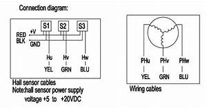 Brushless Motor Wiring Diagram
