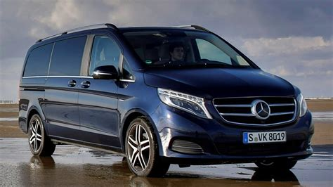 Review Mercedes V Class by Mercedes V Class 2017 Car Review