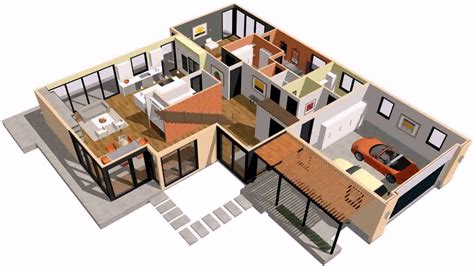free download 3d home design software full version with