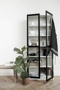Ikea Billy Vitrine : billy cabinet for ikea en 2018 home inspiration pinterest vitrines appartements et meubles ~ Markanthonyermac.com Haus und Dekorationen