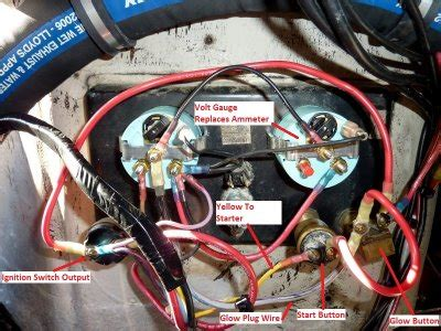 universal diesel wiring harness upgrade photo gallery