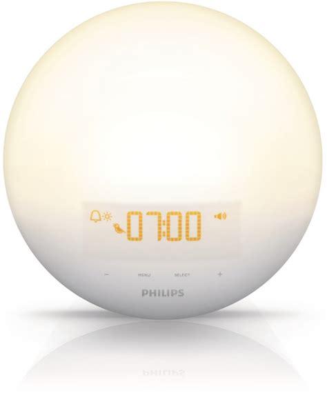 daylight wake up light amazon com philips hf3510 wake up light white health