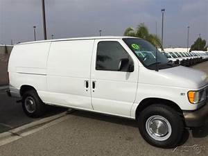 2002 Ford E250 Cargo Van Cars For Sale