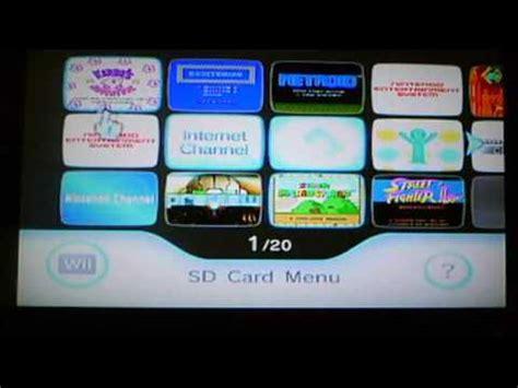 Sd Karte Wii