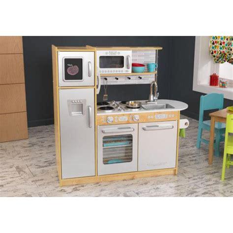 cuisine en naturelle jouets des bois cuisine en bois uptown naturelle 53298 kidkraft jouets des bois